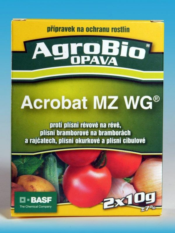 ACROBAT MZ WG 2×10g