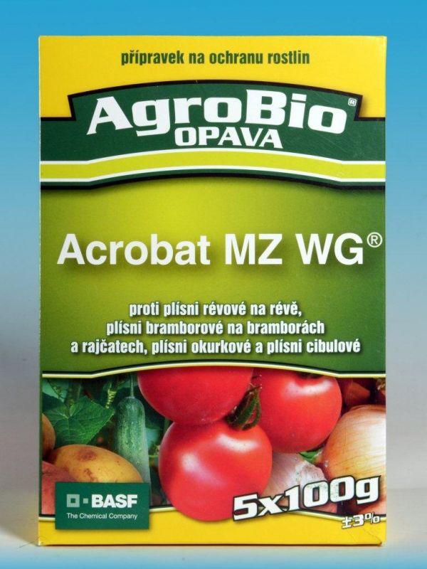 ACROBAT MZ WG 5×100g