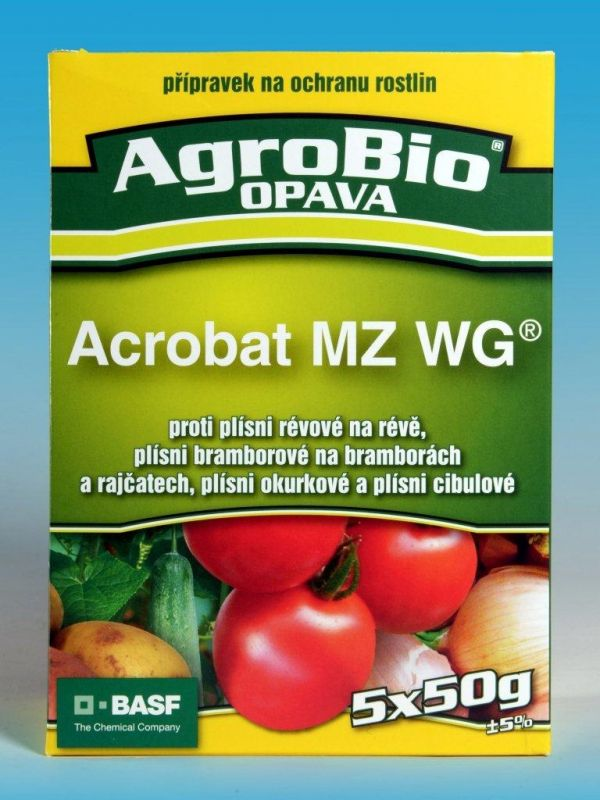 ACROBAT MZ WG 5×50g