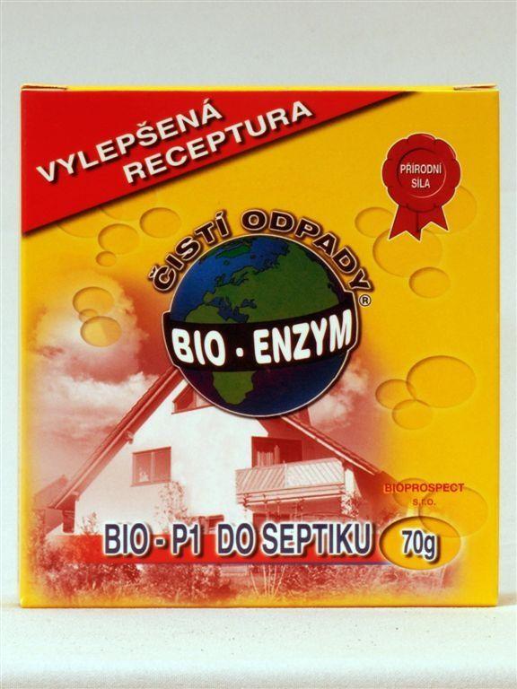 BIO-P1 septiky 100g