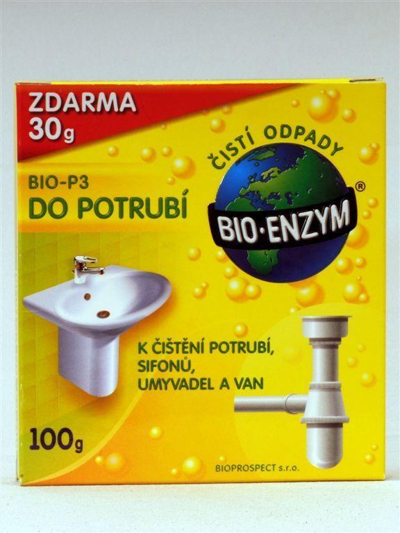 BIO-P3 potrubí 100g
