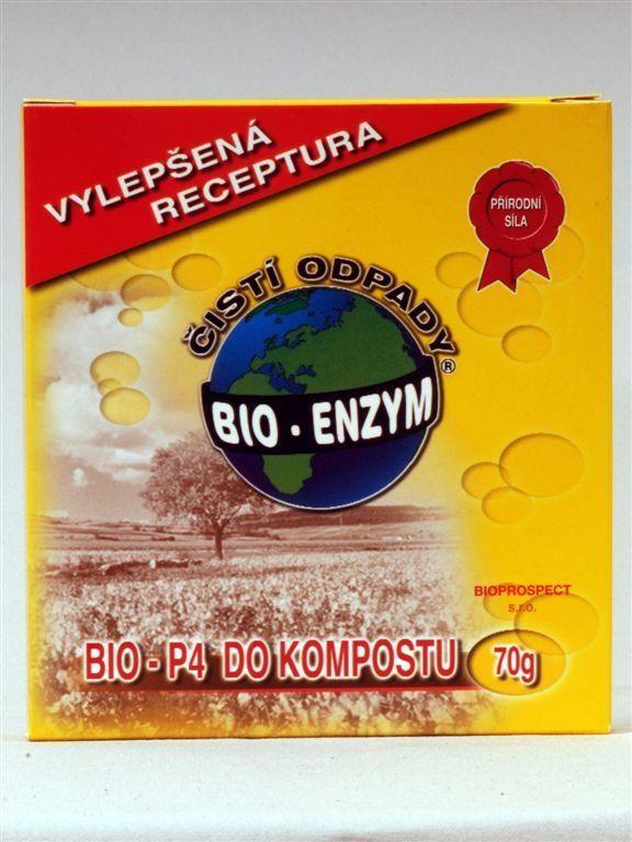 BIO-P4 komposty 100g