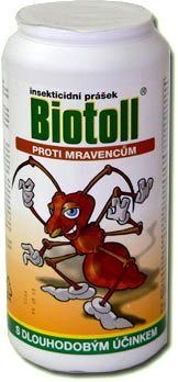 BIOTOLL prášek proti mravencům 300g AgroBio Opava, s.r.o.