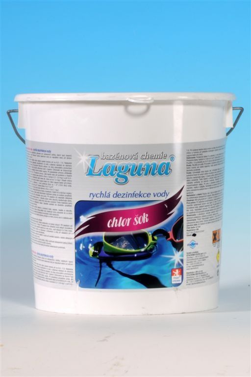 Laguna chlor šok 2,5kg