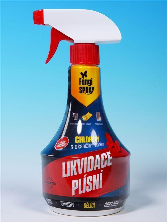 FungiSPRAY chlorový bělící 0,5l spray