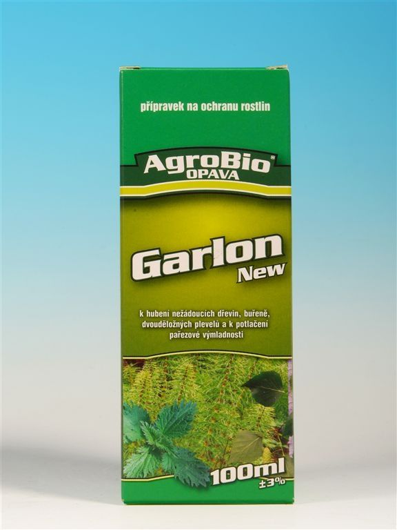 GARLON NEW 100ml AgroBio Opava, s.r.o.