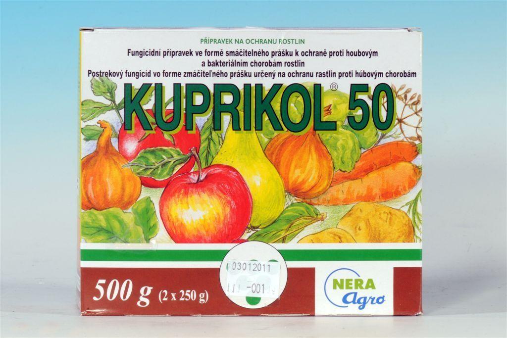 KUPRIKOL 50 500g AgroBio Opava, s.r.o.