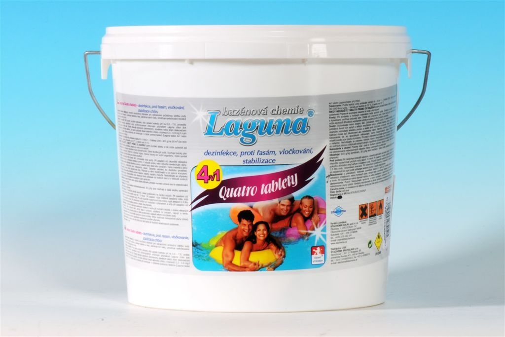 Laguna Quatro tablety 5kg