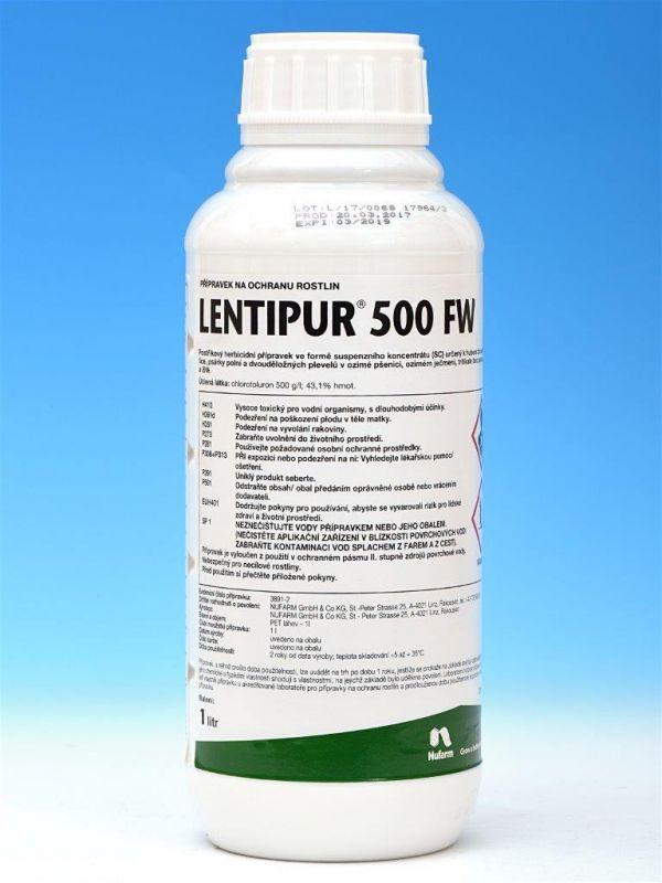 LENTIPUR 500 FW 1l