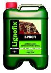 Lignofix E Profi color zelený 5kg - AKCE + 0,5l ZDARMA + Dárek