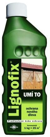 Lignofix Efekt zelený 1kg