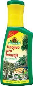 NEUDORFF Hnojivo pro bonsaje 250ml