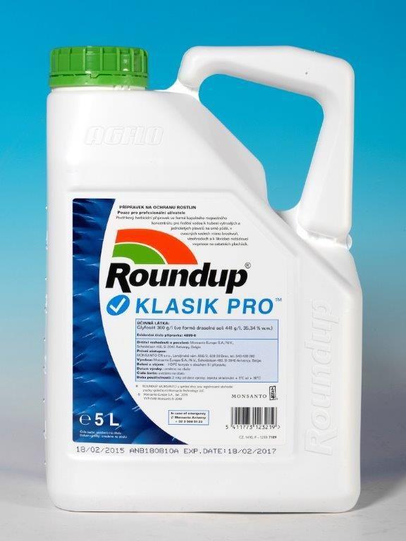 ROUNDUP KLASIK Pro 5l