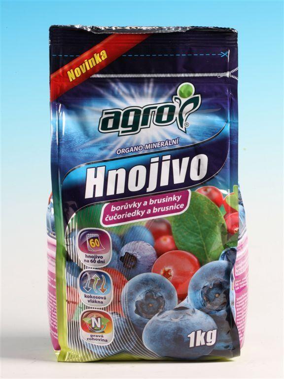 AGRO AGROMIN BORŮVKA 1kg