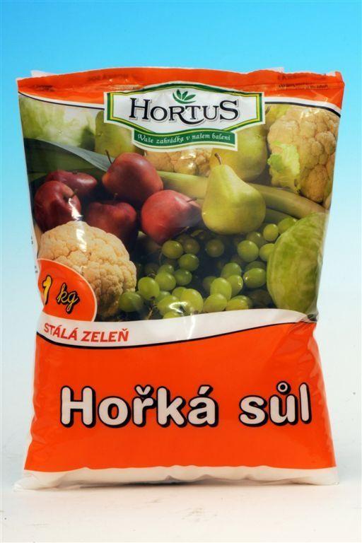HORTUS HOŘKÁ SŮL 1kg