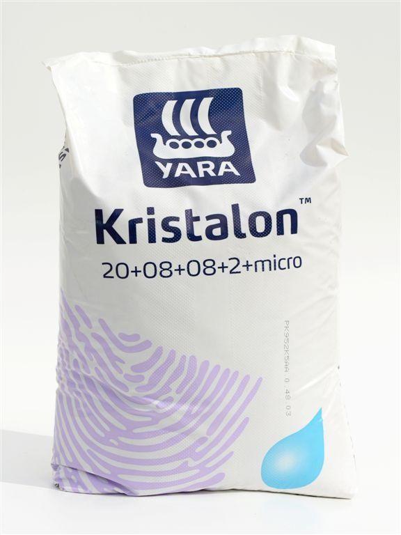 KRISTALON FIALOVÝ 25kg