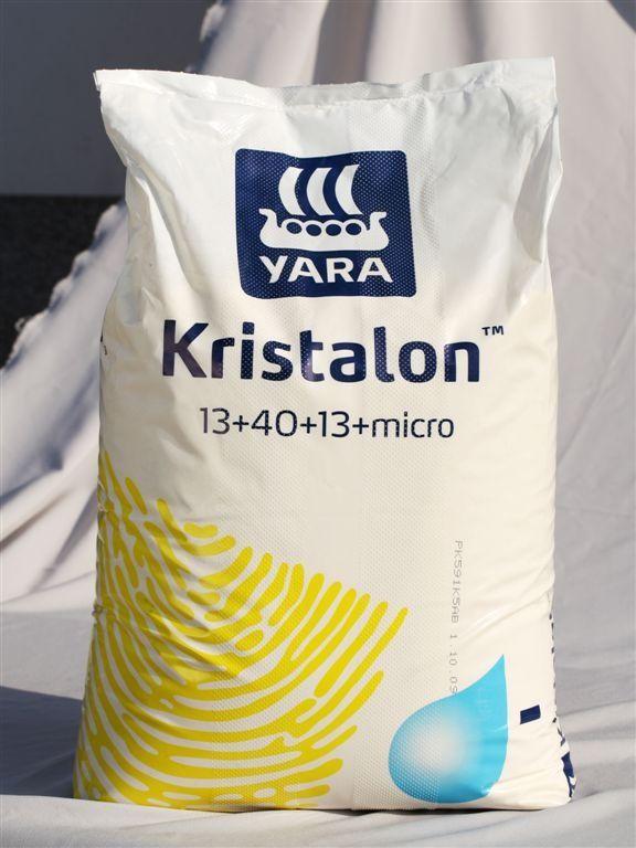 KRISTALON ŽLUTÝ 25kg