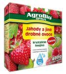 Krystalické hnojivo Extra Jahody 0,4kg
