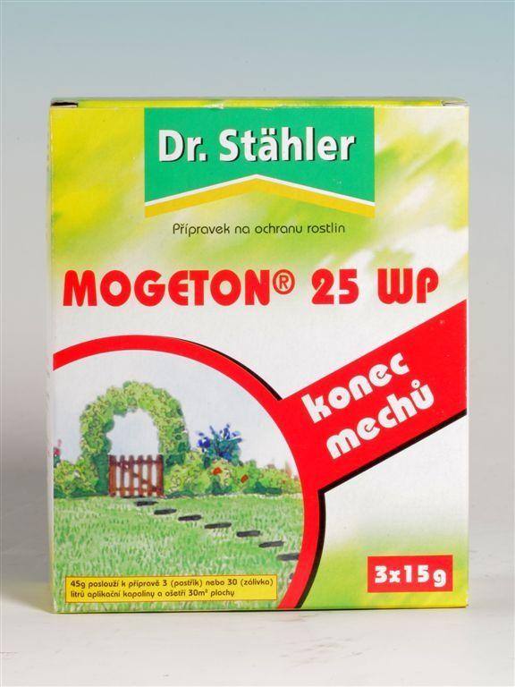 MOGETON 25 WP 3x15g
