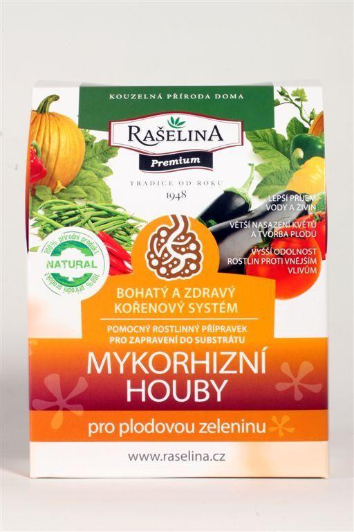 Mykorhizní houby pro plodovou zeleninu 750g