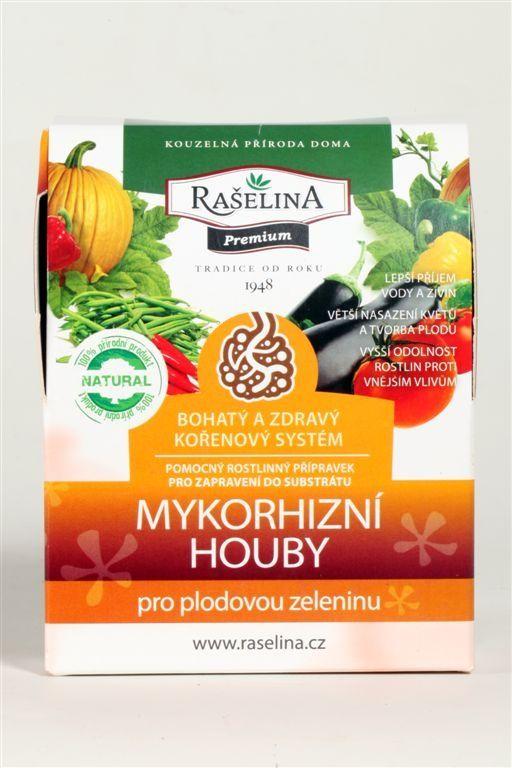 Mykorhizní houby pro plodovou zeleninu 150g