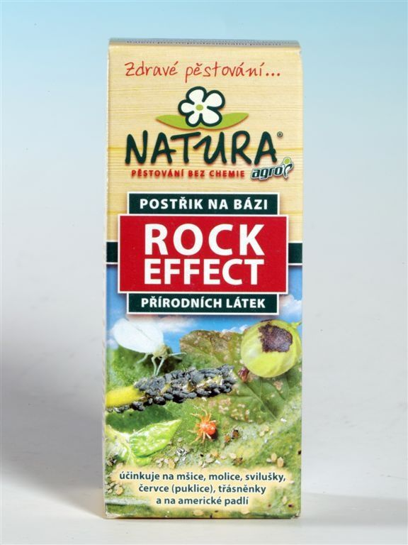 Postřik na mšice NATURA Rock Effect 100ml
