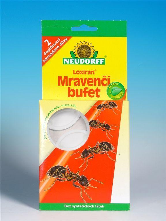 ND Loxiran Mravenčí bufet 2 dózy