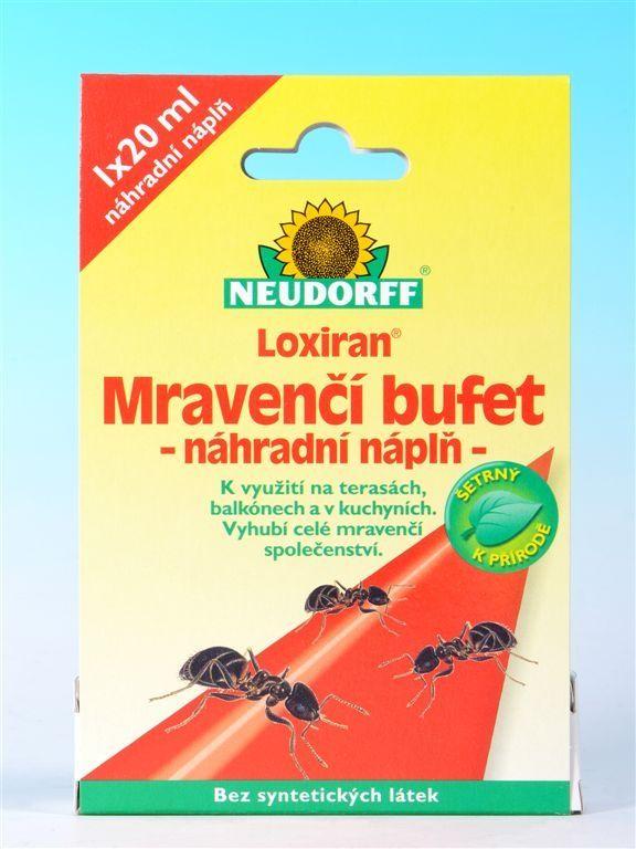 ND Loxiran Mravenčí bufet náhradní náplň