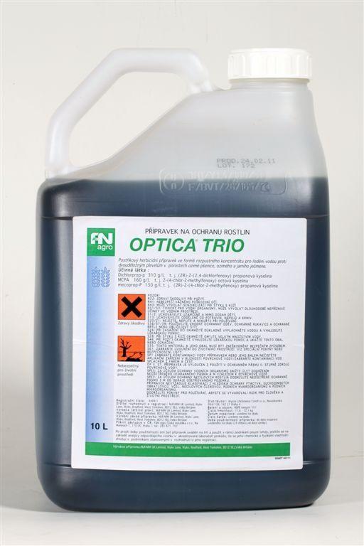 OPTICA TRIO 10l