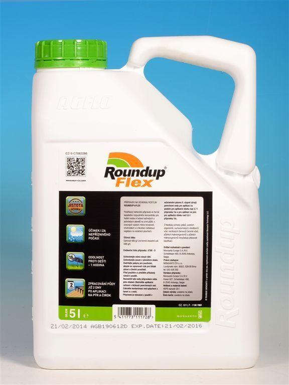 Monsanto Roundup Flex 5l