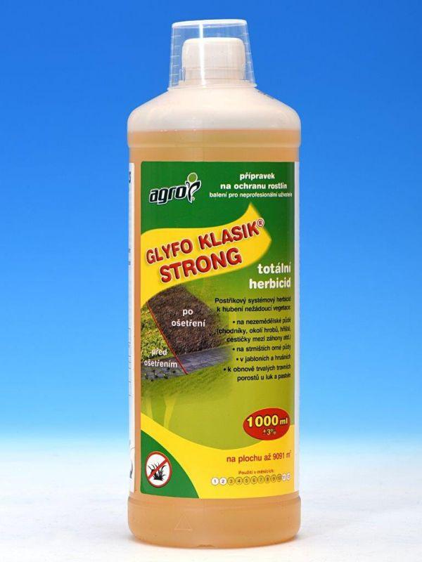 Agro Glyfo Klasik STRONG 1l