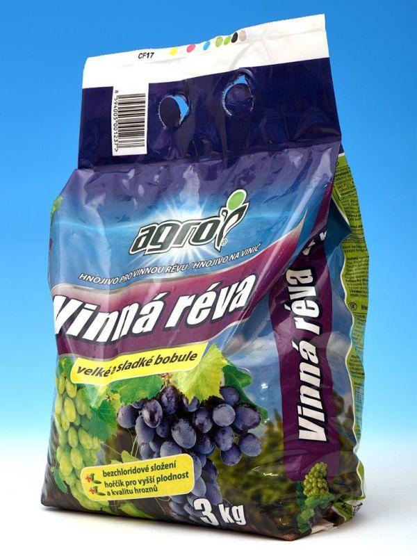 AGRO Hnojivo pro vinnou révu 3kg
