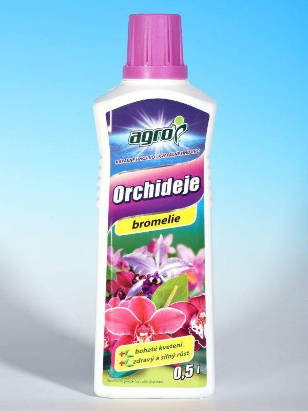 AGRO Kapalné hnojivo pro orchideje 500ml