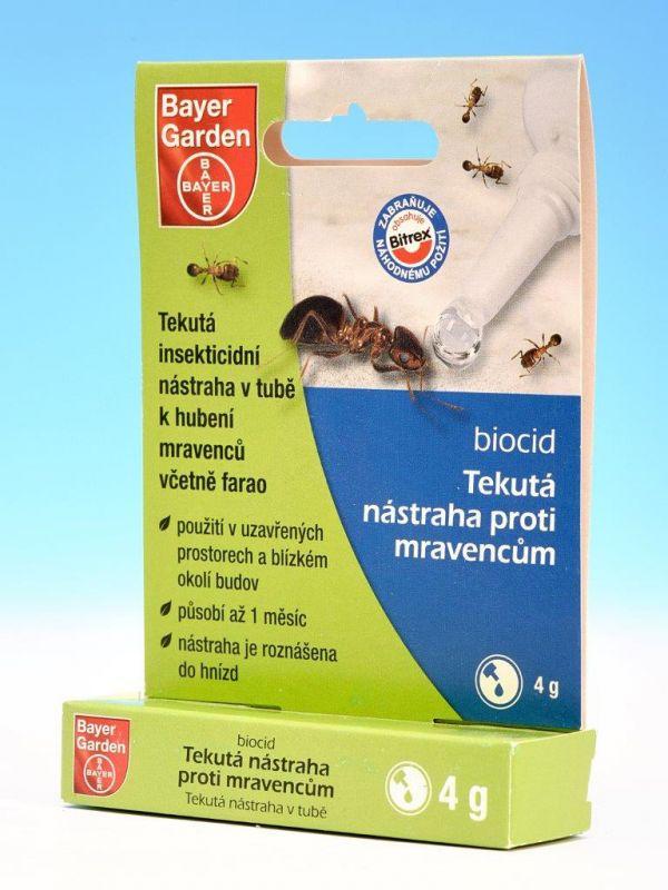 BG Tekutá nástraha proti mravencům - gel 4g