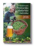 Československá pivovarsko - sladařská ročenka 2018