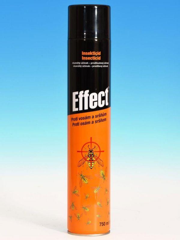 Effect proti vosám a sršňům 750ml