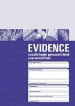 Evidence používání hnojiv - platné od 1.11.2009 do 31.12.2013 - 1 balení (3 sešity)