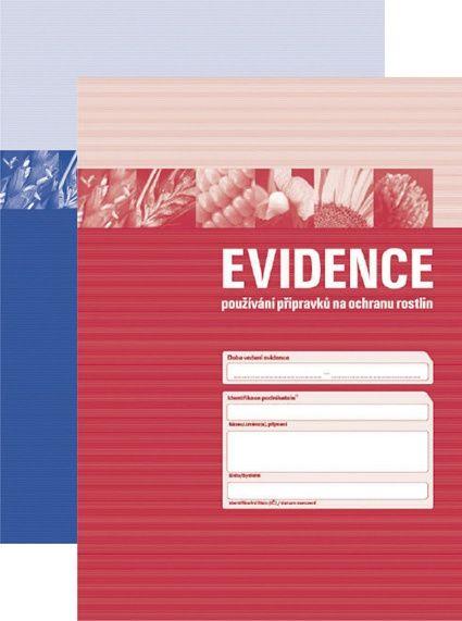 Evidence - zvýhodněný komplet 1: Aktuální (3+3 sešity)
