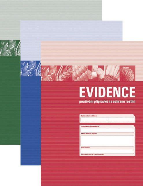Evidence - zvýhodněný komplet 2: Aktuální (3+3+3 sešity)