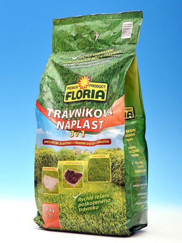 Floria Trávníková náplast 1kg