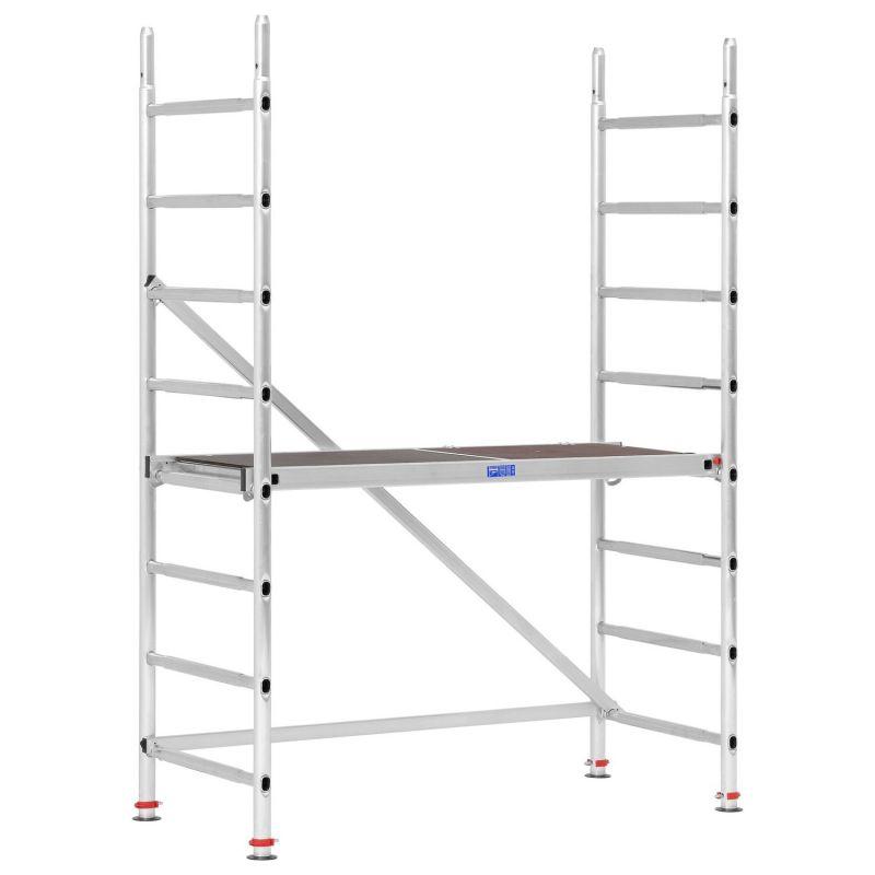 Hliníkové lešení Hymer AL700 pro pracovní výšku 3 metry