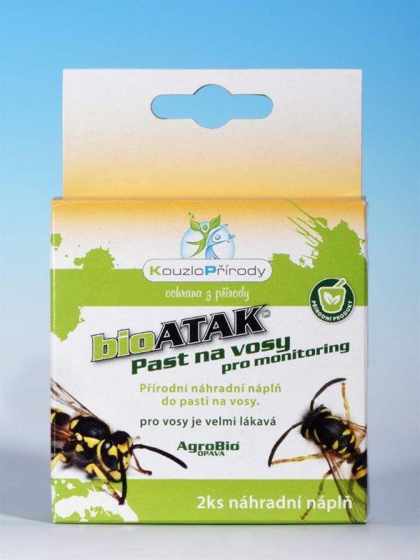Kouzlo přírody bioAtak Past na vosy náhradní náplň 2ks