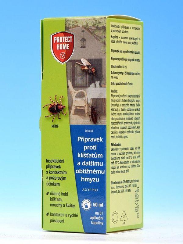 Protect Home proti klíšťatům 50 ml