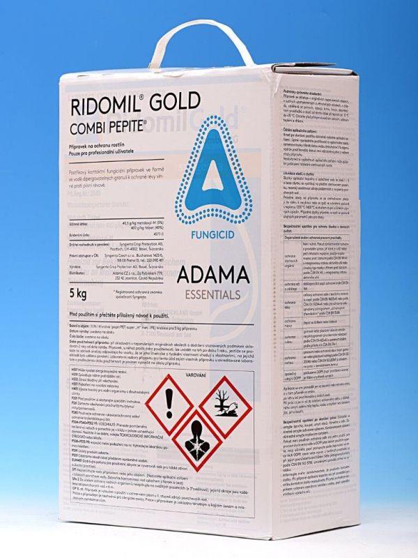 RIDOMIL GOLD COMBI PEPITE 5kg