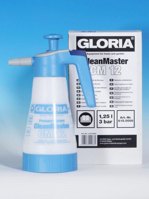 Ruční postřikovač Clean Master CM 12 1.25l