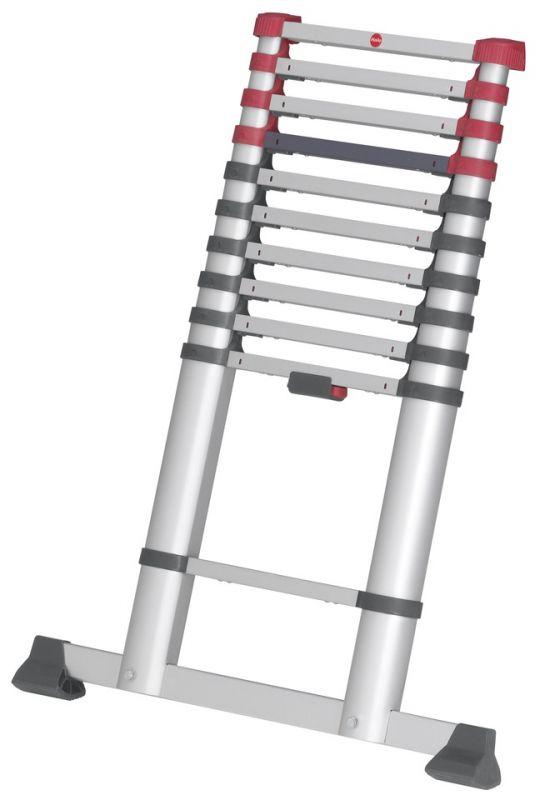 Teleskopický žebřík Hailo FlexLine 11 příček