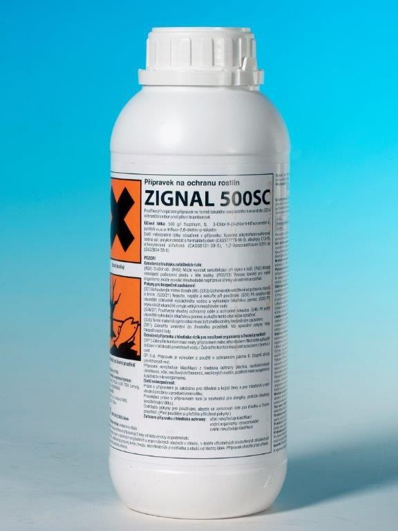 ZIGNAL 500 SC 1l AGROSPOL Czech, spol. s r.o.