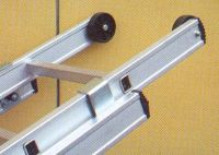 Hliníkový žebřík Alpos profi 3x12 příček