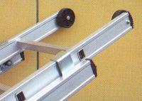 Hliníkový žebřík profi 3x15 příček