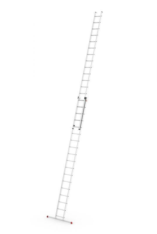 Výsuvný žebřík profi 2x18 příček